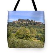 Tuscany - Montepulciano Tote Bag by Joana Kruse