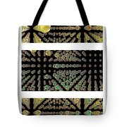 3d Spheres Tote Bag by Susan Leggett