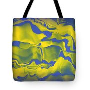 Abstract 106 Tote Bag by J D Owen