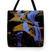 Abstract 37 Tote Bag by J D Owen