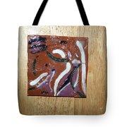 Dance - Tile Tote Bag by Gloria Ssali