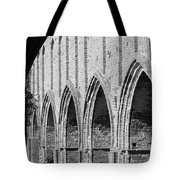 Monastery Ruins Tote Bag by Four Hands Art
