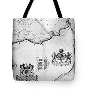 SPANISH ARMADA, 1588 Tote Bag by Granger