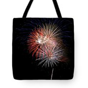 4th Of July 7 Tote Bag by Marilyn Hunt