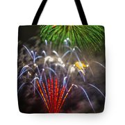 4th of July through the Lens Baby Tote Bag by Scott Campbell
