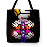 Figure Tote Bag by Charles Stuart