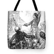 Patrick Henry (1736-1799) Tote Bag by Granger