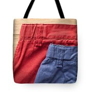 Trousers Tote Bag by Tom Gowanlock