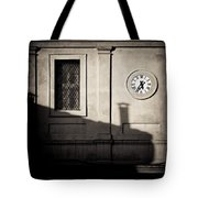 5.35pm Tote Bag by Dave Bowman