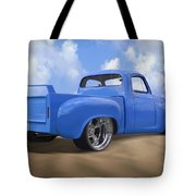 56 Studebaker Truck Tote Bag by Mike McGlothlen