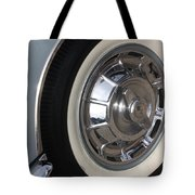 61 Corvette-grey-wheel-9236 Tote Bag by Gary Gingrich Galleries