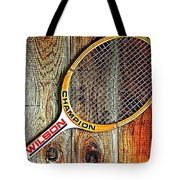 70s Champion Tote Bag by Benjamin Yeager