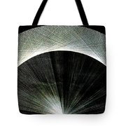 720 Pi Half Rainbow Tote Bag by Jason Padgett