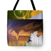 A Beautiful Mad Mad World Tote Bag by Jeff Swan
