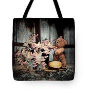 A Beautiful Spring Evening Tote Bag by Donatella Muggianu