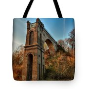 A Bridge No More Tote Bag by Mountain Dreams