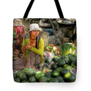 A Contemplative Moment Tote Bag by Douglas J Fisher