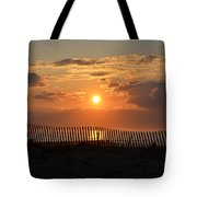 A Great Way To Start The Day Tote Bag by Bill Cannon