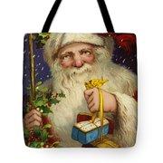 A Joyful Christmas Tote Bag by English School