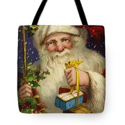A Joyful Christmas Tote Bag by English School