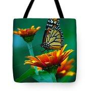 A Monarch II Tote Bag by Raymond Salani III