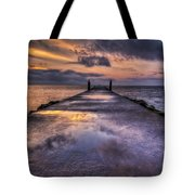 A New Beginning Tote Bag by Evelina Kremsdorf