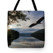 A New Beginning Tote Bag by Lori Deiter