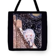 A Silent Journey Tote Bag by Angela Davies