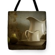 A Simpler Time Tote Bag by Amy Weiss