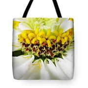 A Small Crown Of Glory Tote Bag by Sarah Loft