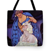 A Spanish Hairdresser Tote Bag by Vila