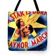 A Star Is Born Tote Bag by Studio Release