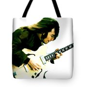 A Time It Was  John Lennon Tote Bag by Iconic Images Art Gallery David Pucciarelli