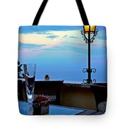 A Toast Tote Bag by Corinne Rhode