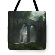 A Touch Of Magic Tote Bag by Melissa Krauss