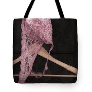 A Touch of Pink Tote Bag by Amy Weiss