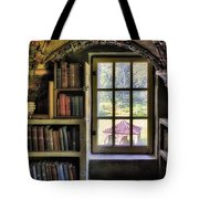 A View From The Study Tote Bag by Susan Candelario
