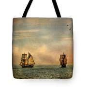 A Vision I Dream Tote Bag by Dale Kincaid