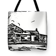 A Winter Dream 3 Tote Bag by Steve Harrington
