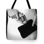 A Woman Scorned Tote Bag by Edward Fielding
