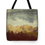 A World Of It's Own Tote Bag by Brett Pfister