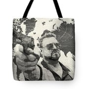 A World Of Pain B Tote Bag by Filippo B