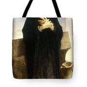 A Young Fellah Girl Tote Bag by William Adolphe Bouguereau