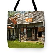 Abandonded Tote Bag by Marty Koch