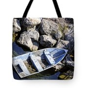 Abandoned Tote Bag by Charles Dobbs