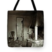 Abandoned In A Rush Tote Bag by RicardMN Photography