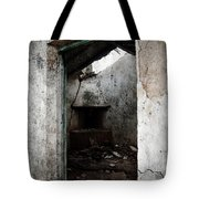 Abandoned Little House 1 Tote Bag by RicardMN Photography