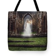 Abbey Ghost Tote Bag by Amanda And Christopher Elwell