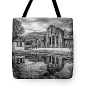 Abbey Reflections Tote Bag by Adrian Evans