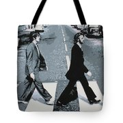 Abbey Road 2013 Tote Bag by Luis Ludzska
